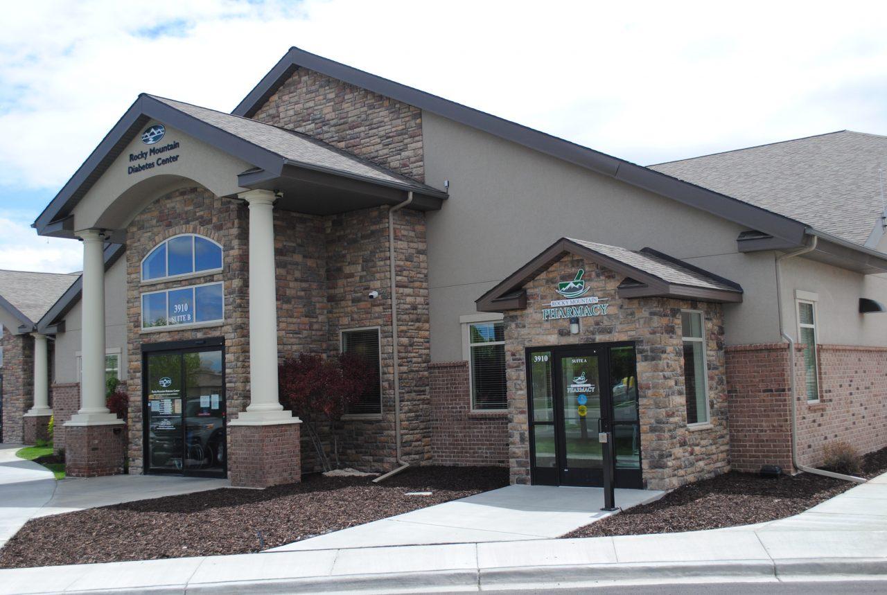 Rocky Mountain Pharmacy Entrance